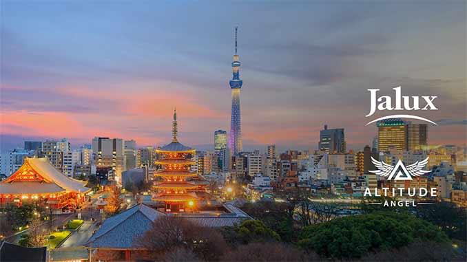 Altitude Angel & JALUX Partner to Advance UTM Deployment Across Japan & Asia Pacific