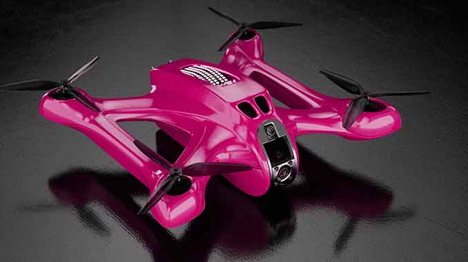 T-Mobile and The Drone Racing League Launch First 5G-Enabled Drone
