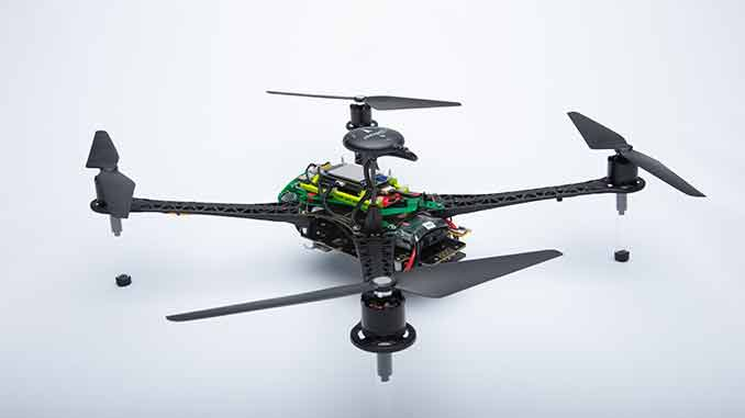 ModalAI Serves as Distributor for Qualcomm's World First 5G and AI-Enabled Drone Platform and Reference Design