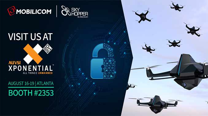 Mobilicom launches world-first AI-based 360° Cybersecurity Suite for drones, robotics