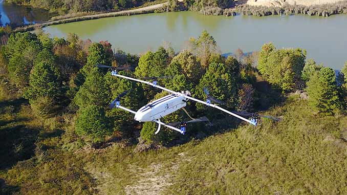 Advanced Aircraft Company Launches With Hybrid Advanced Multirotor Unmanned Aerial System