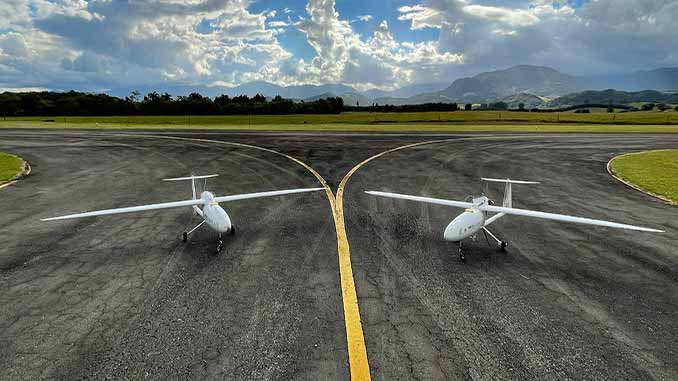 RPAS 112 from ENERGÍAS, first certified RPAS in Brazil