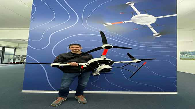 GeoLanes Distributes Microdrones Surveying Equipment in Austria, Switzerland, and South Tyrol