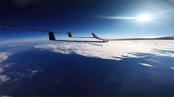 UAVOS Flight Tests ApusDuo Stratospheric Platform