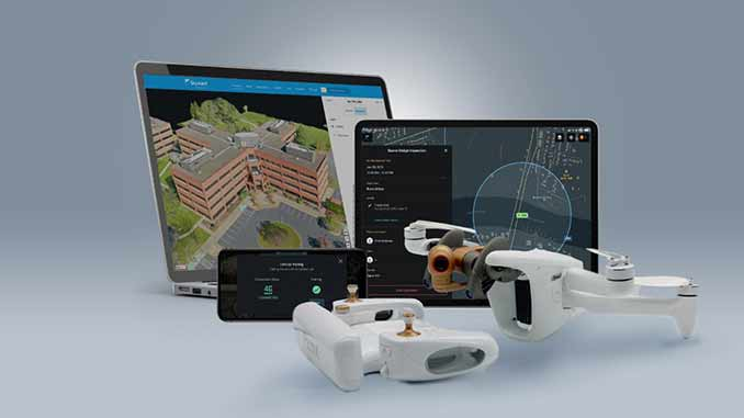 Parrot, Verizon, and Skyward bring first 4G LTE connected drone to the US market