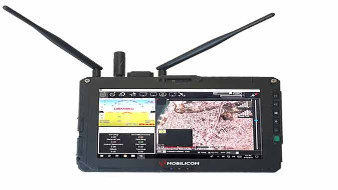 SkyHopper to present wide range of Tactical Ruggedized Controllers and COMBO Data link at AUVSI 2021