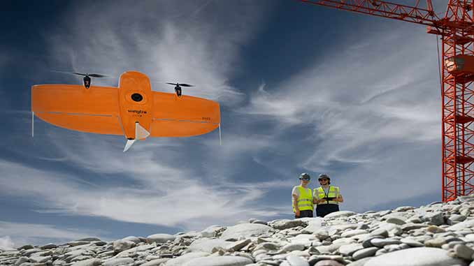 Wingtra launches WingtraOne GEN II VTOL drone with an oblique payload and advanced reliability algorithms