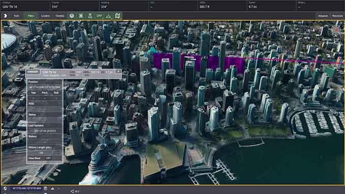 Kongsberg Geospatial Announces Release of TerraLens 9.3 Geospatial SDK