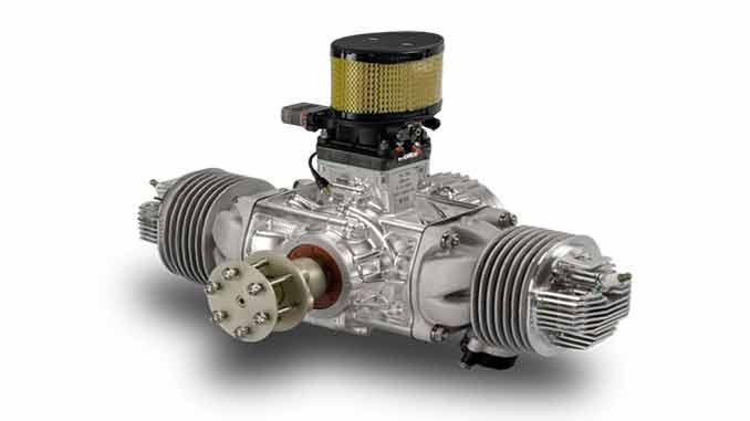 Suter's TOA288 UAV Engine Passes FAA FAR33.49 Endurance Test