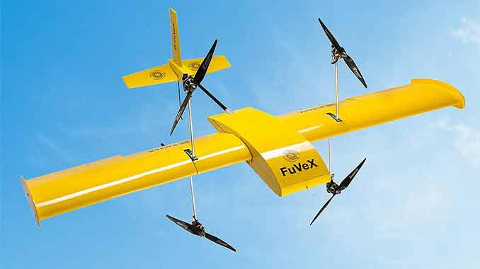 FuVeX Selects SKYTRAC's DLS-100 to Enable BVLOS Command and Control for UAS