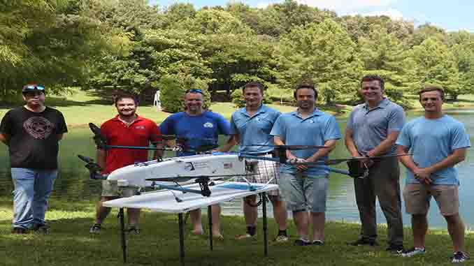 Advanced Aircraft Company Named First Place Winner in the NIST First Responder UAS Endurance Challenge
