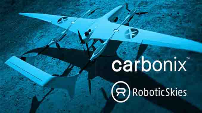 Carbonix Partners with Robotic Skies to Advance Global Field Support