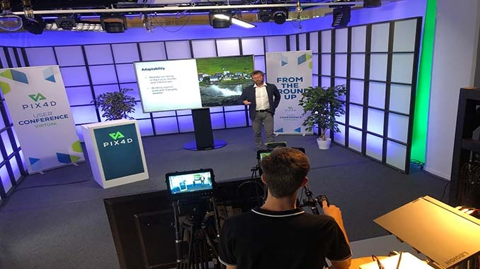 Count down to the Pix4D 24-hour virtual User Conference on Oct 6 with expert speakers and product updates