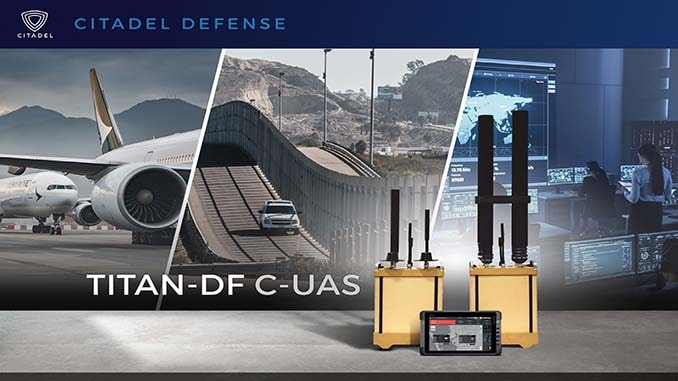 U.S. Government Awards Citadel Defense Multiple Contracts for New Drone and Pilot Location Solution