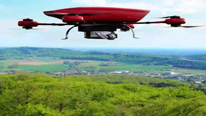 VELARY to Launch 4-Hour Flight UAV Wildfire Solutions at Commercial UAV Expo Americas