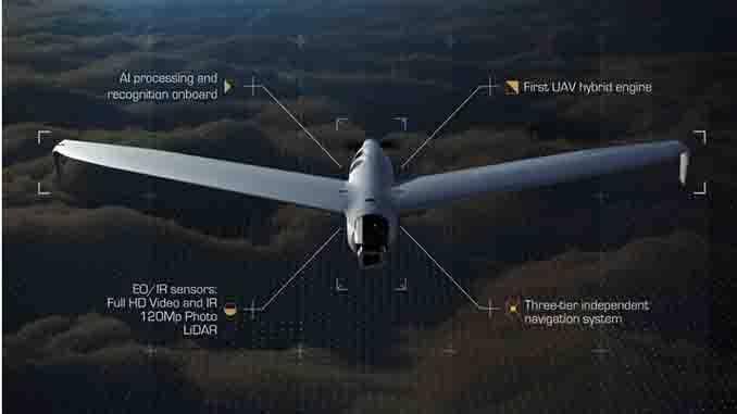 ZALA's First Hybrid UAV Performs 12-Hour Flight