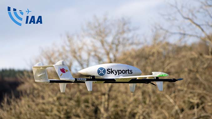 Skyports gets go ahead to self-authorise drone operations with Light UAS Operator Certificate