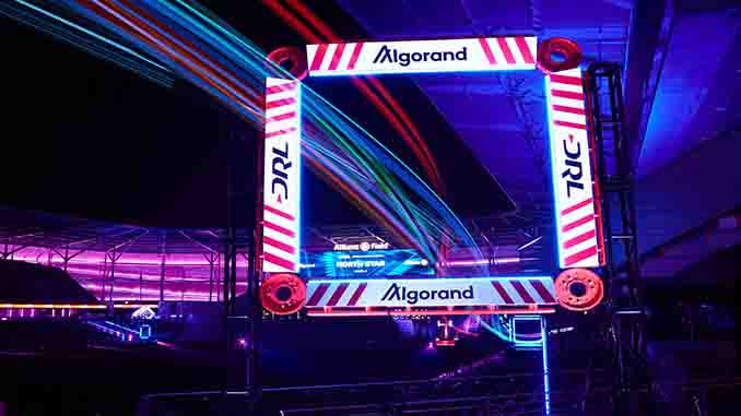 The DRL and Algorand Partner to Disrupt Sports and Gaming With Blockchain as the 2021-22 DRL World Championship Season Launches