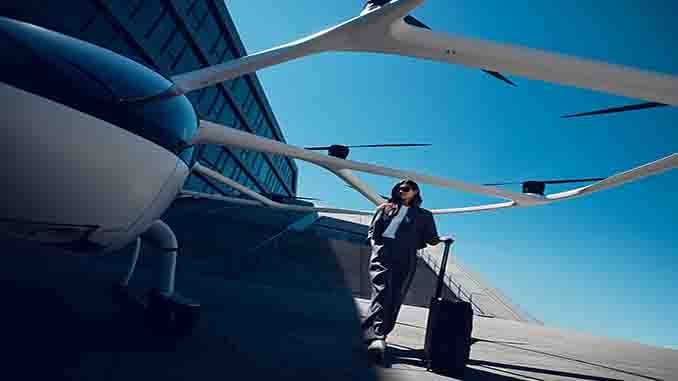 Volocopter Partners with Urban Movement Labs of Los Angeles
