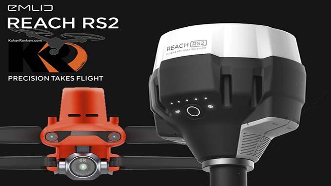 Kuker-Ranken Drone Division Announces Reseller/Vendor Partnership with Emlid GPS