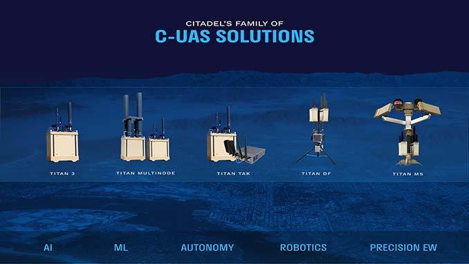Citadel Defense Expands Counter Drone Capabilities