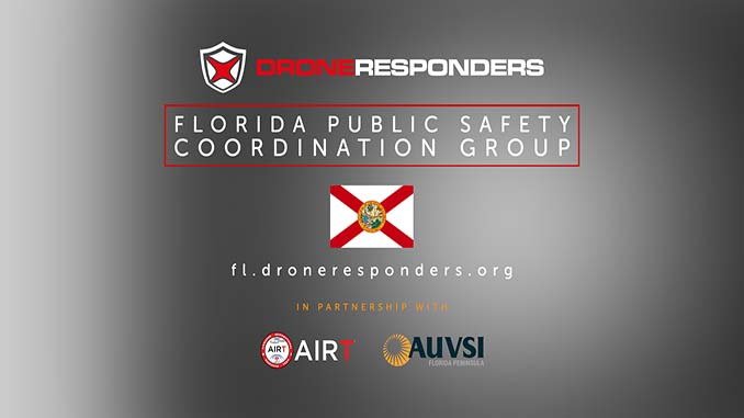New Drone and Unmanned Systems Initiative Announced for Florida Public Safety Agencies