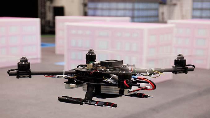 "Polytechnic University of Milan wins the second edition of the ""Leonardo Drone Contest"""