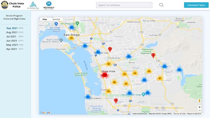 Chula Vista PD taps AirData to Provide Community Transparency